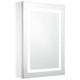 Vannas istabas skapītis VLX 285116, balta, 13 x 50 cm x 70 cm