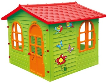 Mochtoys Garden House Green/Red 10425