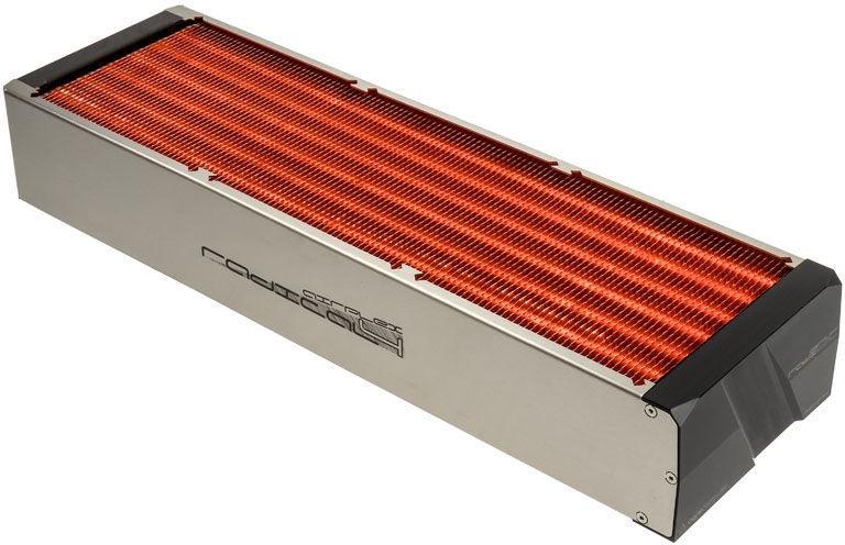 Aqua Computer Airplex Radical 4/420mm Copper