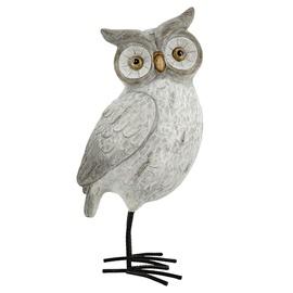 Dekorēšanas rīks Decorative Owl Statue 90HY1904133