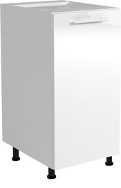 Halmar Kitchen Upper Cabinet Vento D 40/82 White