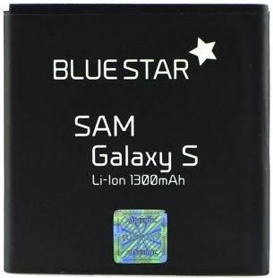 BlueStar Battery For Samsung I9000 Galaxy S Li-Ion 1300mAh Analog