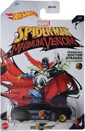 Детская машинка Hot Wheels Spider-Man Maximum Venom Venomized Doctor Strange