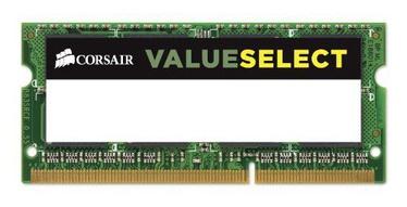 Operatīvā atmiņa (RAM) Corsair CMSO4GX3M1C1600C11 DDR3 (SO-DIMM) 4 GB CL11 1600 MHz