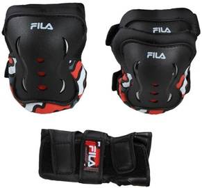Fila Jr.Boy FP Gears XS Black/Red