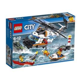 Konstruktors Lego City Heavy-duty Rescue Helicopter 60166