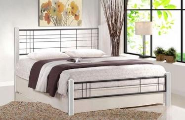 Кровать Halmar Vera White, 160 x 200 cm