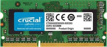 Operatīvā atmiņa (RAM) Crucial CT8G3S160BM DDR3 (SO-DIMM) 8 GB CL11 1600 MHz