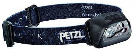 Petzl Actik Hybrid Black
