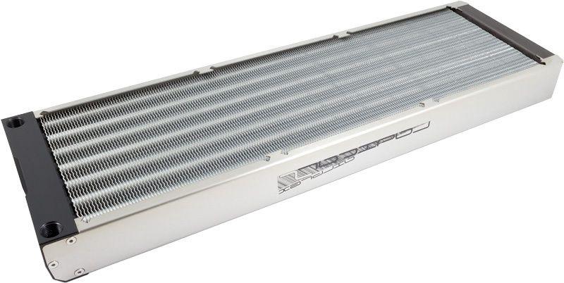 Aqua Computer AirPlex Radical 2/420mm Aluminium