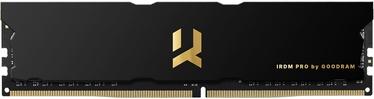 Operatīvā atmiņa (RAM) Goodram IRDM PRO Black IRP-3600D4V64L17/16G DDR4 16 GB CL18 3600 MHz
