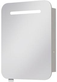 Шкаф для ванной Juventa Prato 60 Cabinet with Mirror White