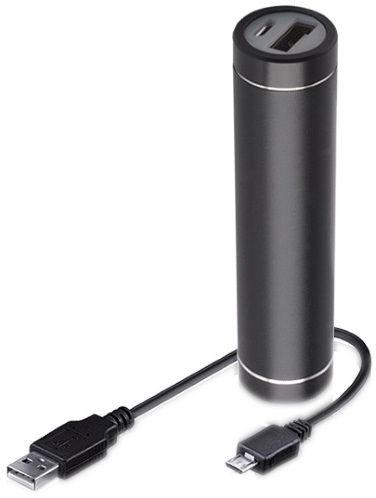 Ārējs akumulators Forever PB010 Black, 2300 mAh