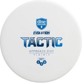 Discmania Exo Tactic Soft 4/2/0/3 White