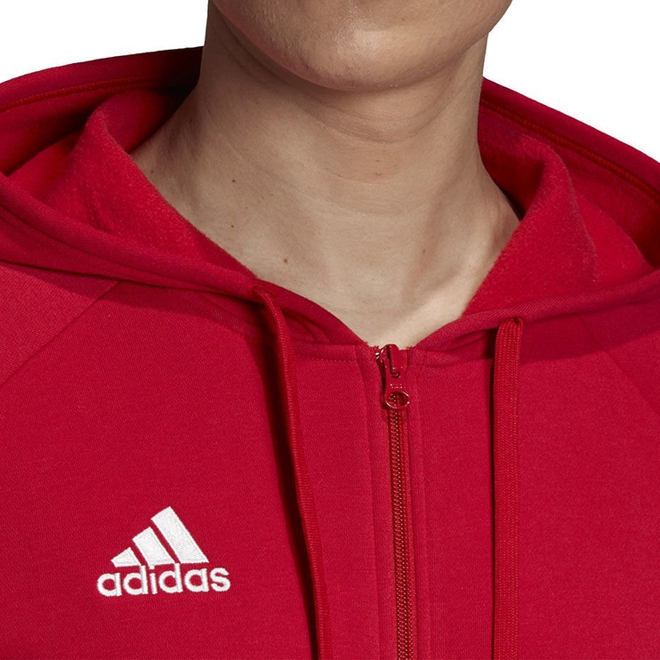 Adidas Core 19 Hoodie FT8071 Red L