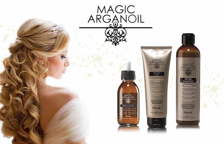Nook Magic ArganOil Secret Potion 150ml
