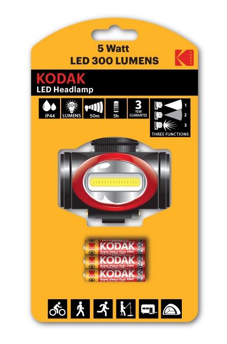 Kodak 30413870 LED Flashlight