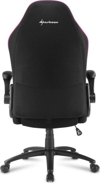 Spēļu krēsls Sharkoon Elbrus 1 Black Pink