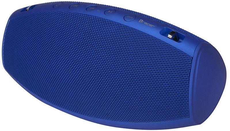 Bezvadu skaļrunis Tracer Champion Blue, 20 W