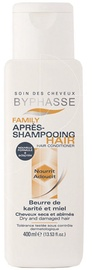 Byphasse Family Dry & Damaged Hair Conditioner 400ml Shea Butter & Honey