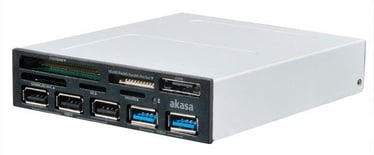 Akasa Card Reader USB 2.0 5-Port AK-ICR-16