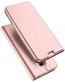 Dux Ducis Premium Magnet Case For Samsung Galaxy A9 Rose Gold