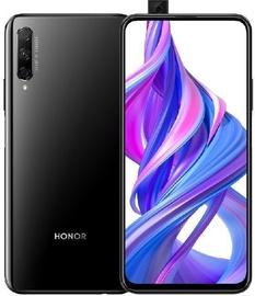 Huawei Honor 9X Pro Dual 6/256GB Midnight Black (bojāts iepakojums)