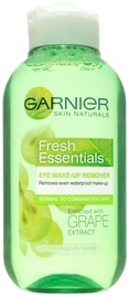 Средство для снятия макияжа Garnier Skin Naturals Fresh Essentials Eye Make Up Remover, 125 мл