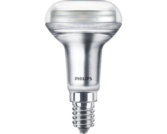 Spuldze Philips 929001891250, led, E14, 4.3 W, 390 lm, silti balta
