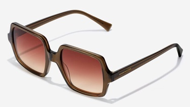 Солнцезащитные очки Hawkers Claudia Olive Terracota, 53 мм