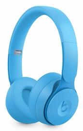 Austiņas Beats Solo Pro More Matte Collection Light Blue, bezvadu