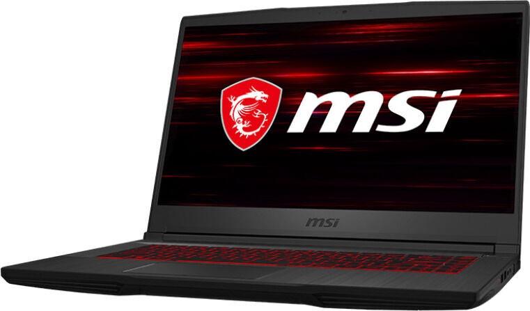 Ноутбук MSI GF, Intel® Core™ i7, 8 GB, 15.6 ″