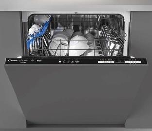 Bстраеваемая посудомоечная машина Candy CDIN 1L360PB Metal Grey