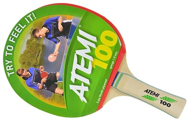 Atemi Ping Pong Racket 100 Concave