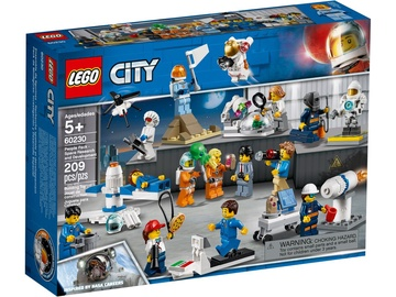 Konstruktors Lego City People Pack Space Research And Development 60230