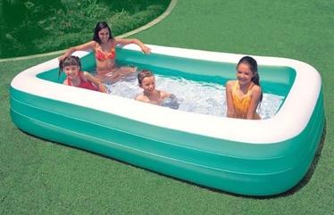 Бассейн Intex, зеленый, 3050x560 мм, 999 л