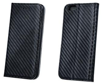 Forever Carbon Smart Magnetic Fix Book Case For Alcatel Shine Lite Black