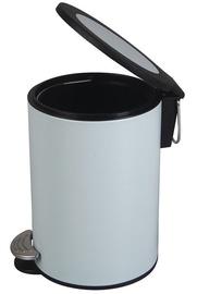 Atkritumu tvertne Verners Beaute, zila, 3 l