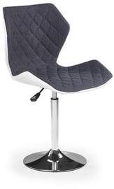 Bāra krēsls Halmar Matrix 2 Grey/White