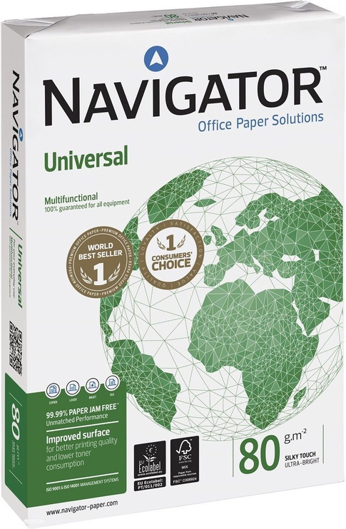 Igepa Navigator Universal Paper Multifunctional A4