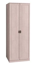 Skapis Glazov Montpellier 1 Light Oak, 80x60.1x219.7 cm