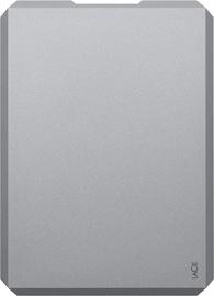 LaCie Mobile Drive 4TB USB 3.1 Space Gray