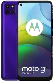 Motorola Moto G9 Power Electric Violet