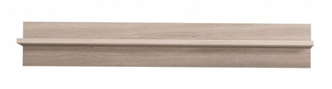 Jurek Meble Cezar REG26 Wall Shelf 20x20x130cm Sonoma