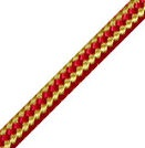 Tendon Reep Rope 6mm Red / Yellow 100m