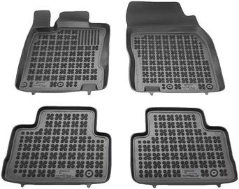 Gumijas automašīnas paklājs REZAW-PLAST Nissan Qashqai II 2014, 4 gab.