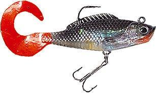 Jaxon Magic Fish TX-F  E 8cm Orange/Silver