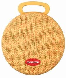 Bezvadu skaļrunis Swissten X-Style Orange, 3 W