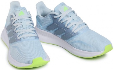 Adidas Women Runfalcon Shoes FW5144 Blue 39 1/3