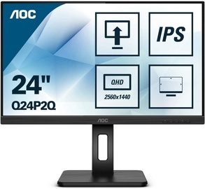 "Monitors AOC Q24P2Q, 23.8"", 4 ms"